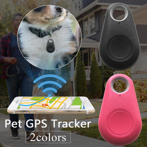 Smart Dog Bluetooth Locator Pet Anti-lost GPS