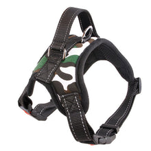 Load image into Gallery viewer, New Pets Dog Harness Vest Reflective Tape Breathable Mesh Pet Dogs Leash Harness Accessories Store