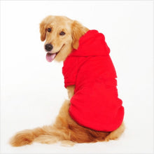 Load image into Gallery viewer, s-9XL dogs pets clothing Large Dogs coat Warm Coat Hoodies Jackets Sportswear Sweaters For dog clothes
