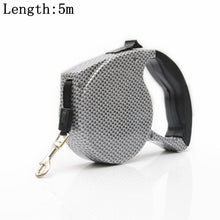 Load image into Gallery viewer, 3M/5M Retractable Dog Leash Automatic Flexible Dog Leash Dog Cat Traction Rope Leashes For Small Medium Dogs Pet Products
