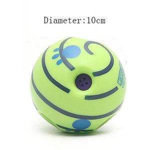 Interesting toy dog on pet sofa Interactive Vocal Ball Squeaking Sounding Dog Chewing Dog Tooth Ball Clean Strong Rubber Ball