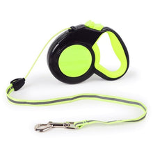 Load image into Gallery viewer, 5/8M Durable Roulette for Dog Leashes Reflective Automatic Retractable Tape Nylon Extending Puppy Walking Running Pets Leads