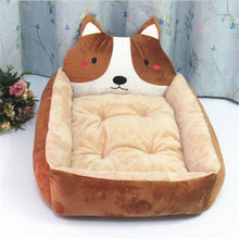 Load image into Gallery viewer, Removable Pet Big Dog Bed Sofa Thickened Warm Dog Beds for Large Dogs Golden Retriever Pitbull Mats Pet Cat Sofas Pets Products