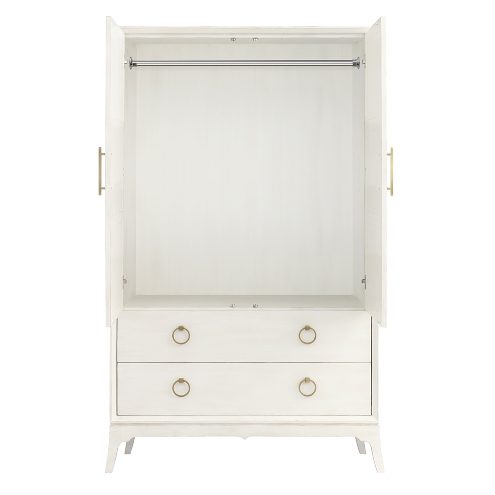 Bennett Armoire - Interior Living