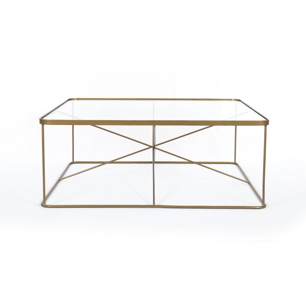 Lucas Square Coffee Table