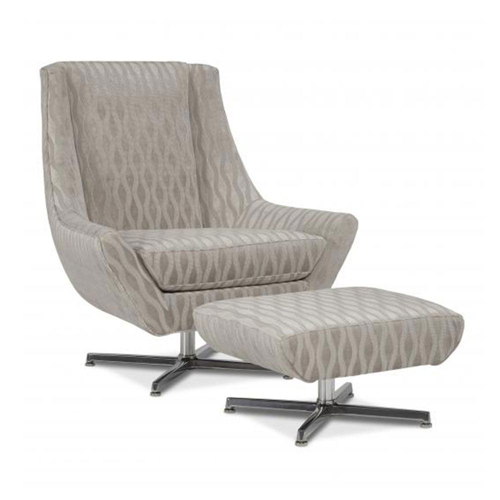 Jasper Swivel Chair - Interior Living