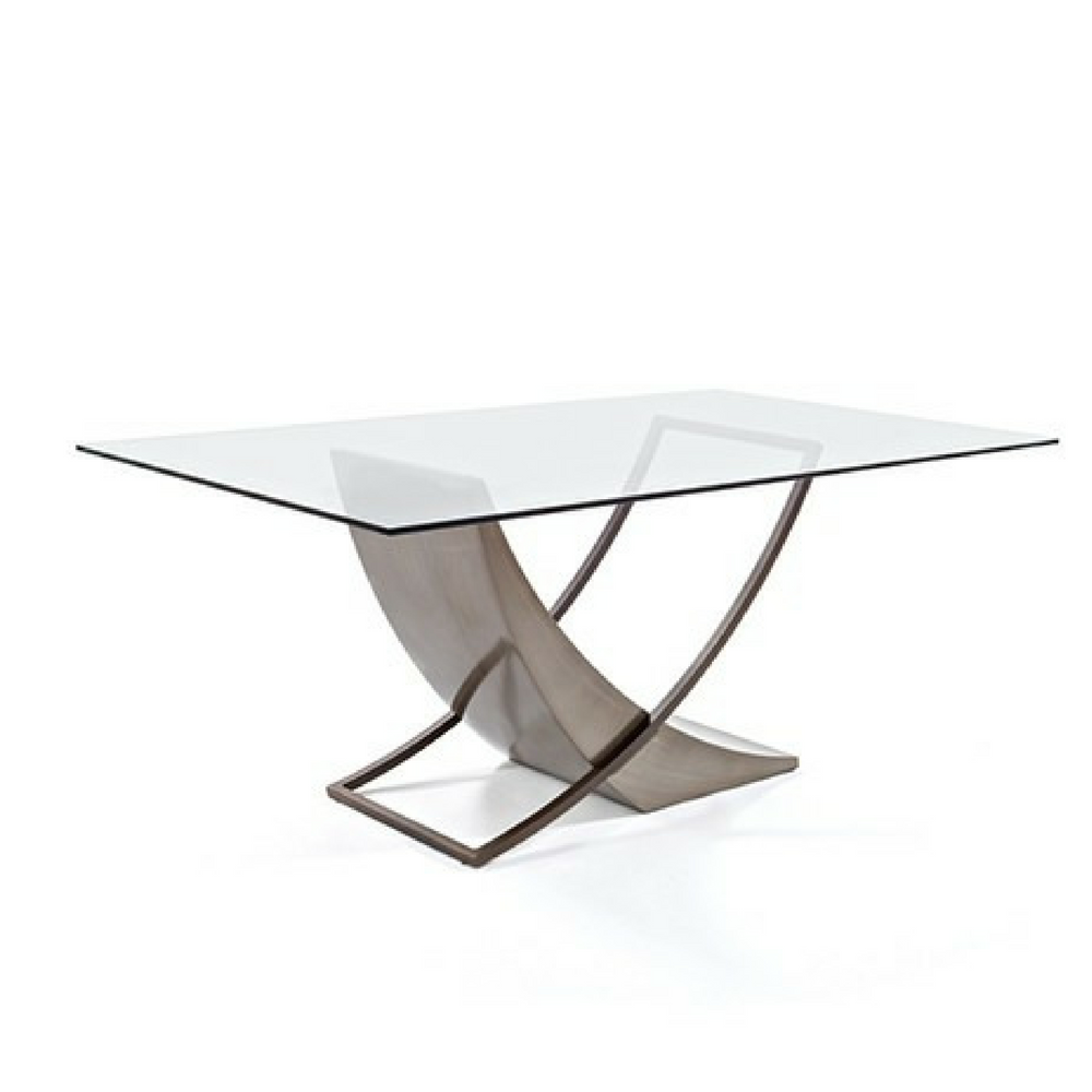 Crescent Dining Table - Interior Living