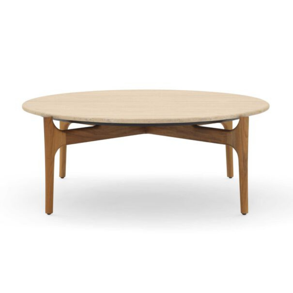 Laguna Round Cocktail Table