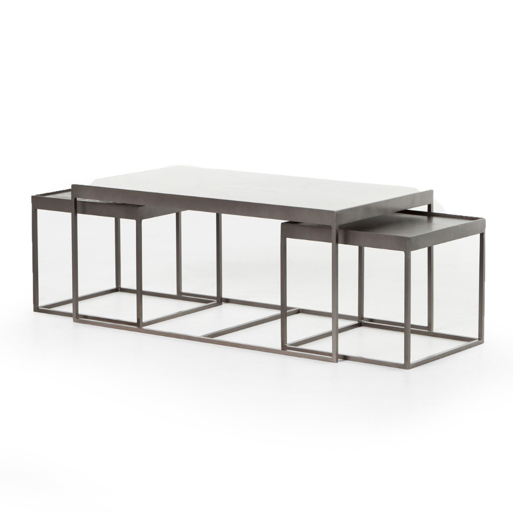 Evelyn Nesting Coffee Table