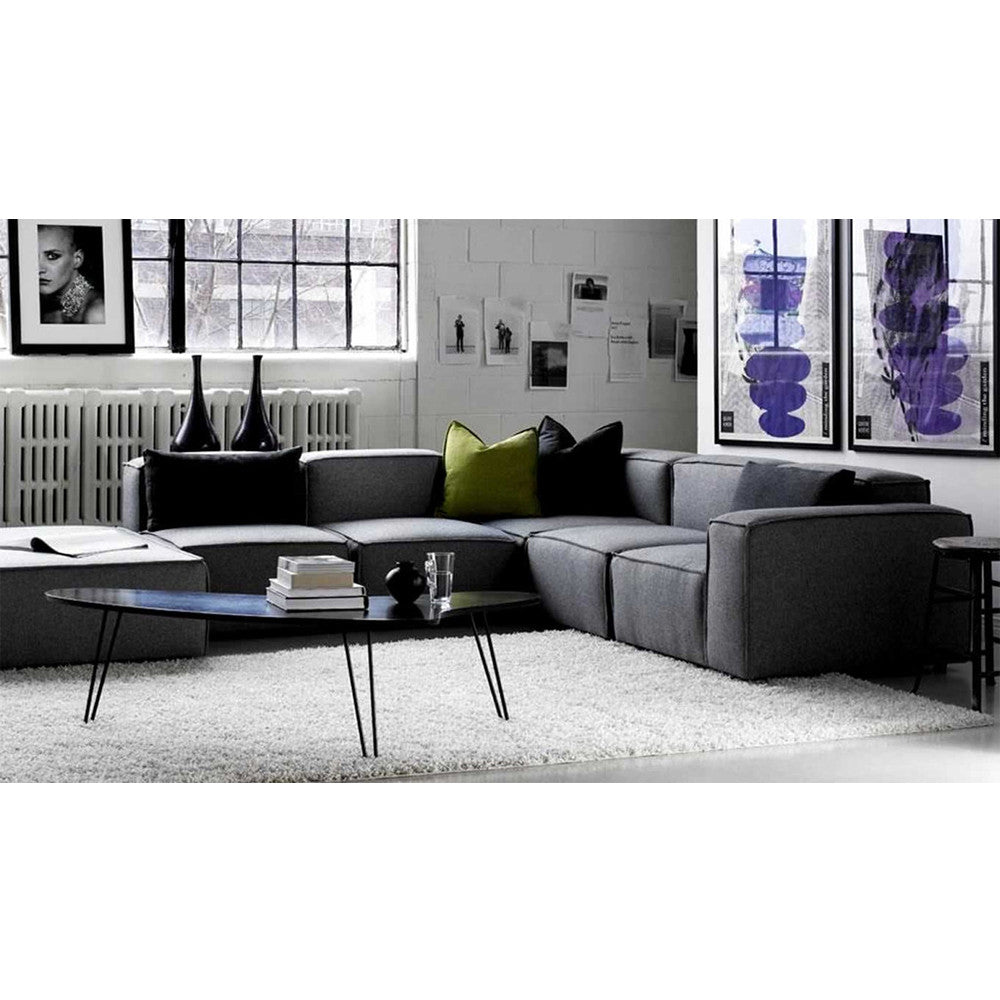 Domino Sectional Sofa - Interior Living