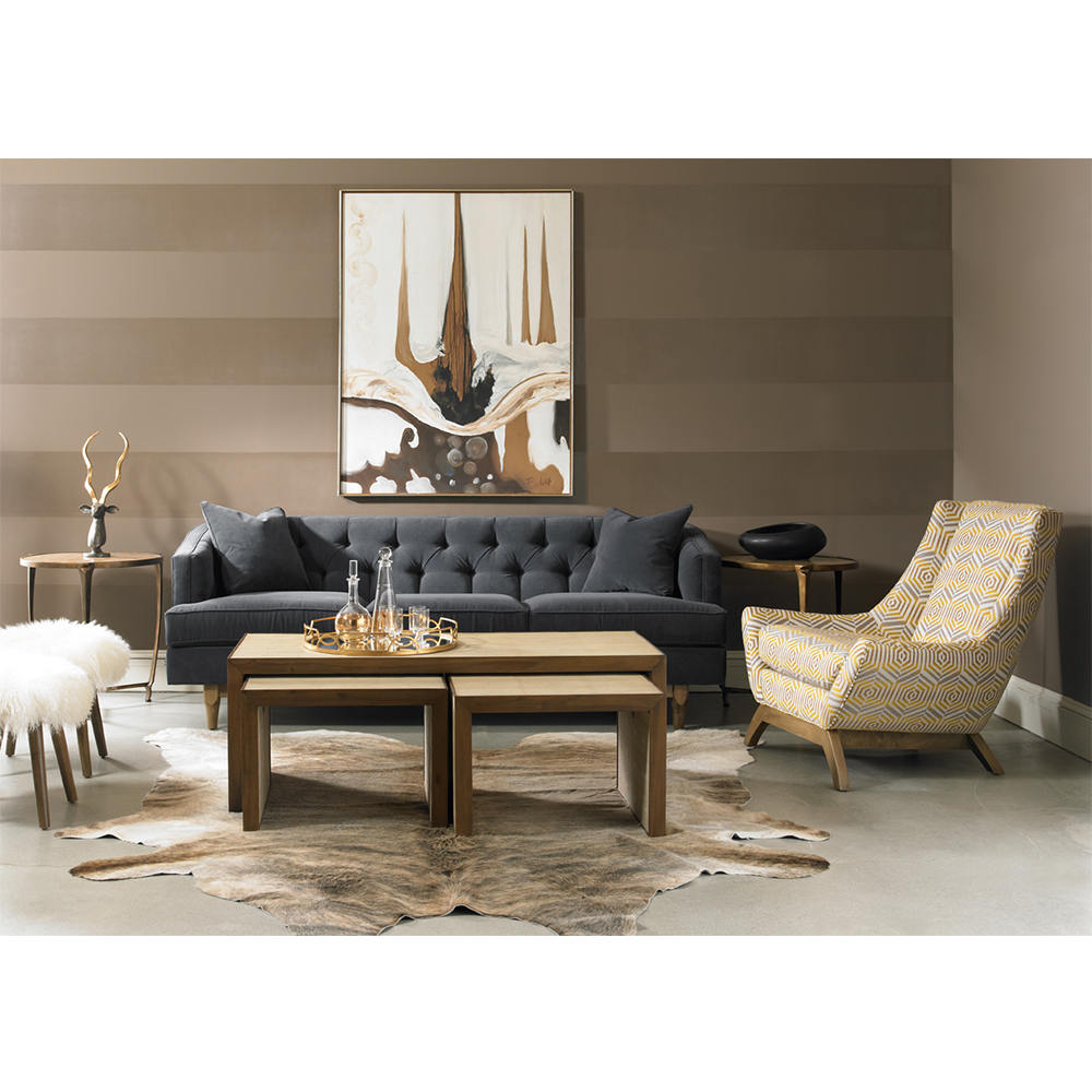 Emma 3 Seat Sofa - Interior Living