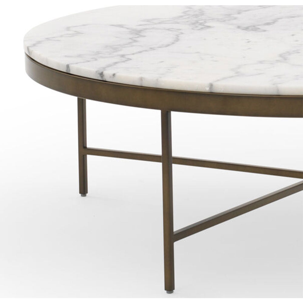 Vienna Large Round Cocktail Table