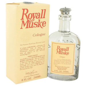 ROYALL MUSKE by Royall Fragrances All Purpose Lotion / Cologne 8 oz for Men - rangoutlet.com
