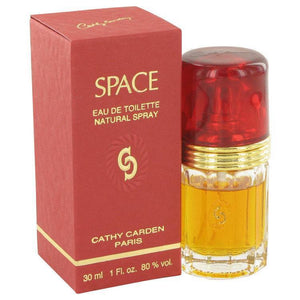 SPACE by Cathy Cardin Eau De Toilette Spray 1 oz for Women - rangoutlet.com