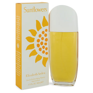 SUNFLOWERS by Elizabeth Arden Eau De Toilette Spray 3.3 oz  for Women - rangoutlet.com