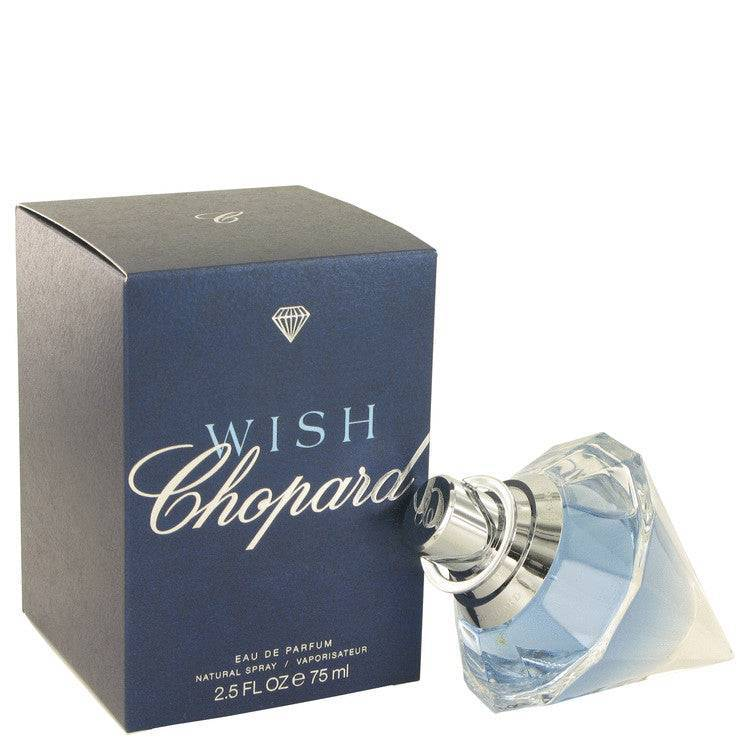 WISH by Chopard Eau De Parfum Spray 2.5 oz for Women - rangoutlet.com