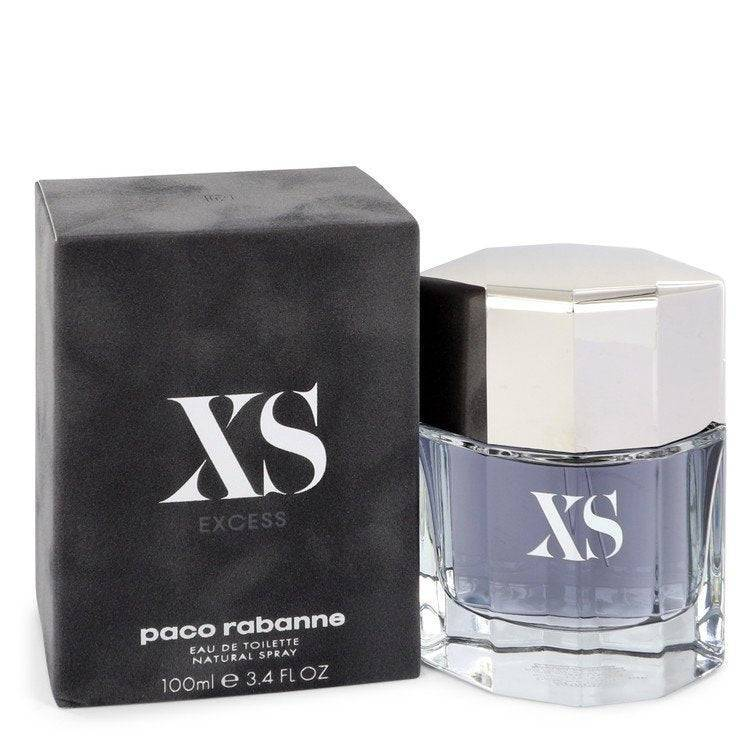 XS by Paco Rabanne Eau De Toilette Spray 3.4 oz for Men - rangoutlet.com
