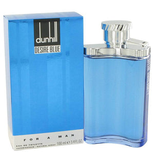 Desire Blue by Alfred Dunhill Eau De Toilette Spray 3.4 oz for Men - rangoutlet.com