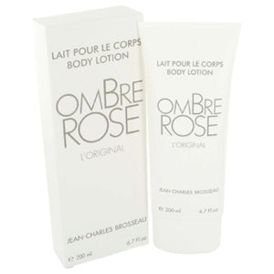Ombre Rose by Brosseau Body Lotion 6.7 oz for Women - rangoutlet.com