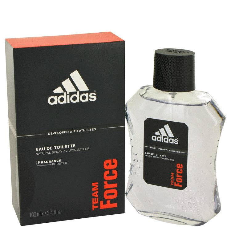 Adidas Team Force by Adidas Eau De Toilette Spray 3.4 oz for Men - rangoutlet.com