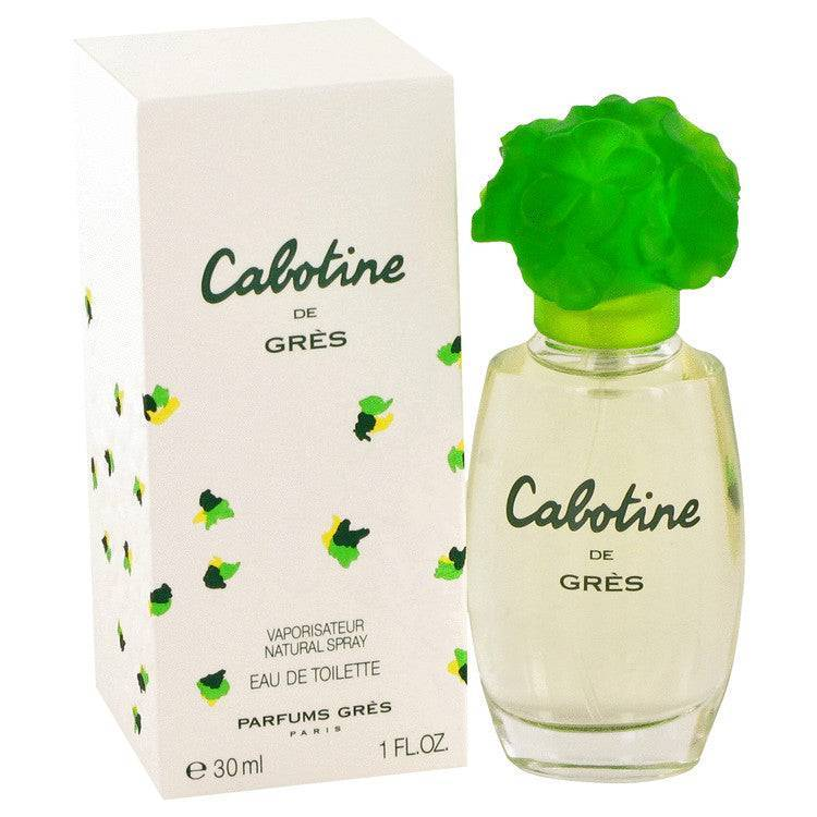 CABOTINE by Parfums Gres Eau De Toilette Spray 1 oz for Women - rangoutlet.com