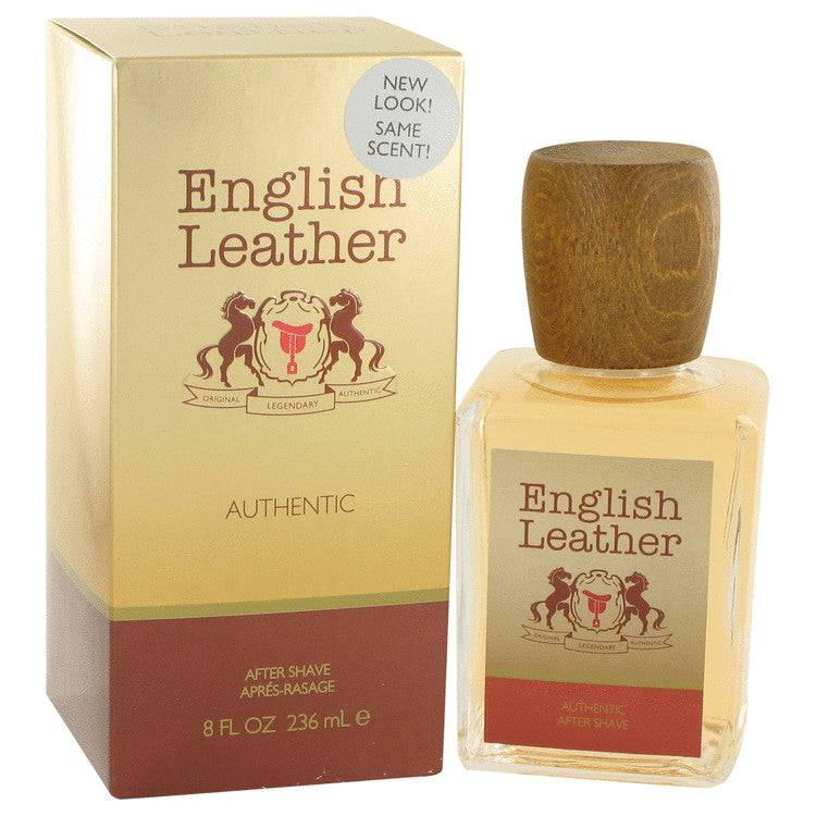 ENGLISH LEATHER by Dana After Shave 8 oz for Men - rangoutlet.com