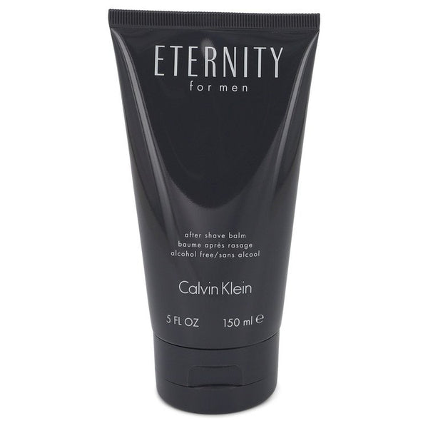 ETERNITY by Calvin Klein After Shave Balm 5 oz for Men