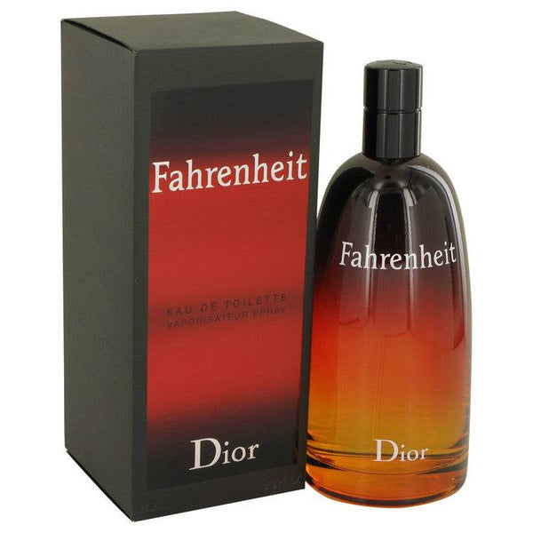 FAHRENHEIT by Christian Dior Eau De Toilette Spray 6.8 oz for Men - rangoutlet.com