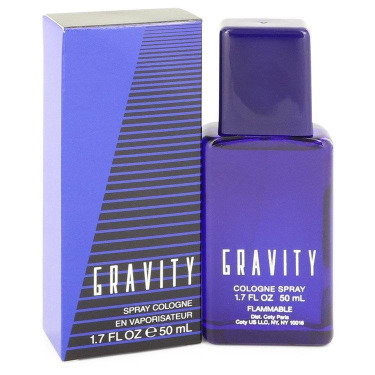 GRAVITY by Coty Cologne Spray 1.7 oz for Men - rangoutlet.com