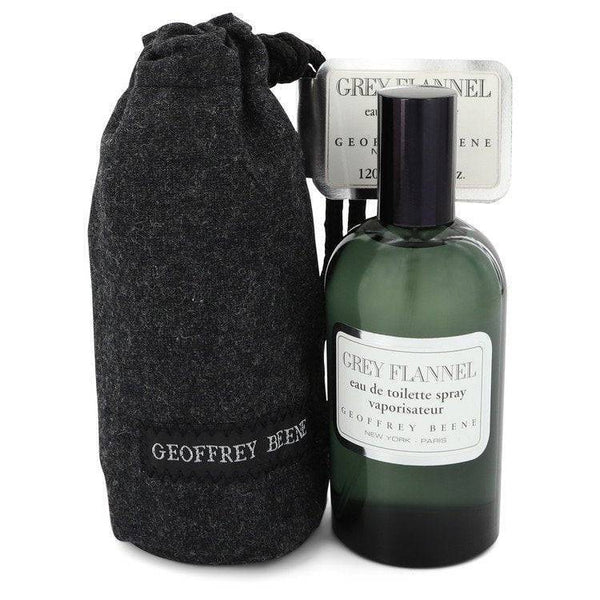 GREY FLANNEL by Geoffrey Beene Eau De Toilette Spray 4 oz for Men