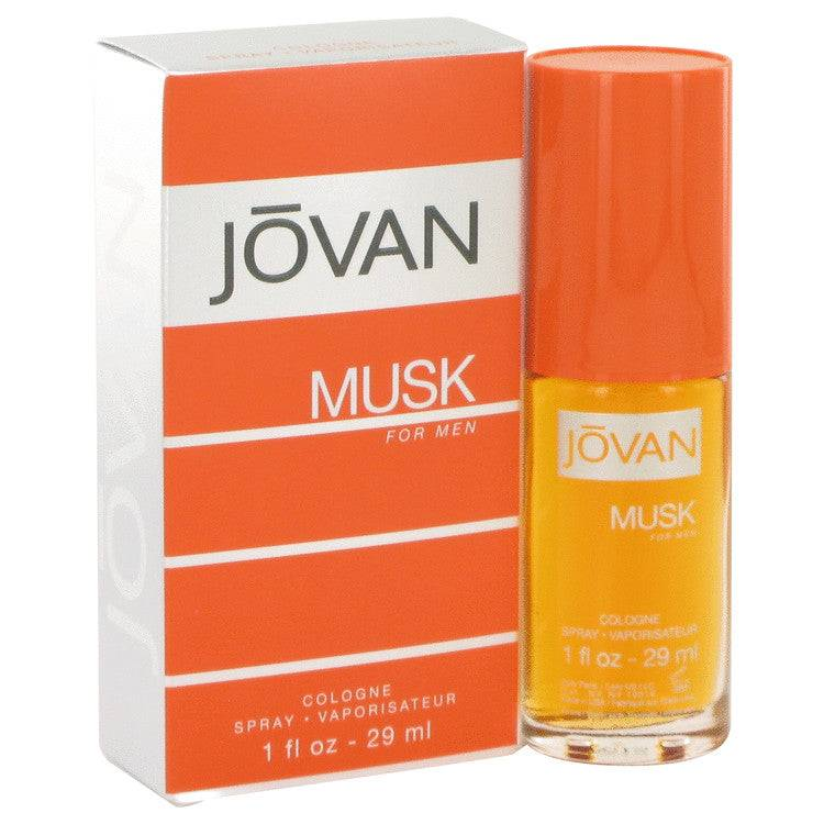 JOVAN MUSK by Jovan Cologne Spray 1 oz for Men - rangoutlet.com