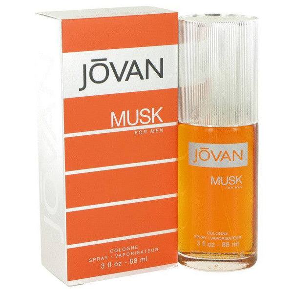 JOVAN MUSK by Jovan Cologne Spray 3 oz for Men - rangoutlet.com