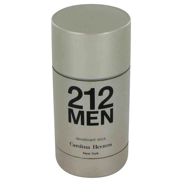 212 by Carolina Herrera Deodorant Stick 2.5 oz for Men