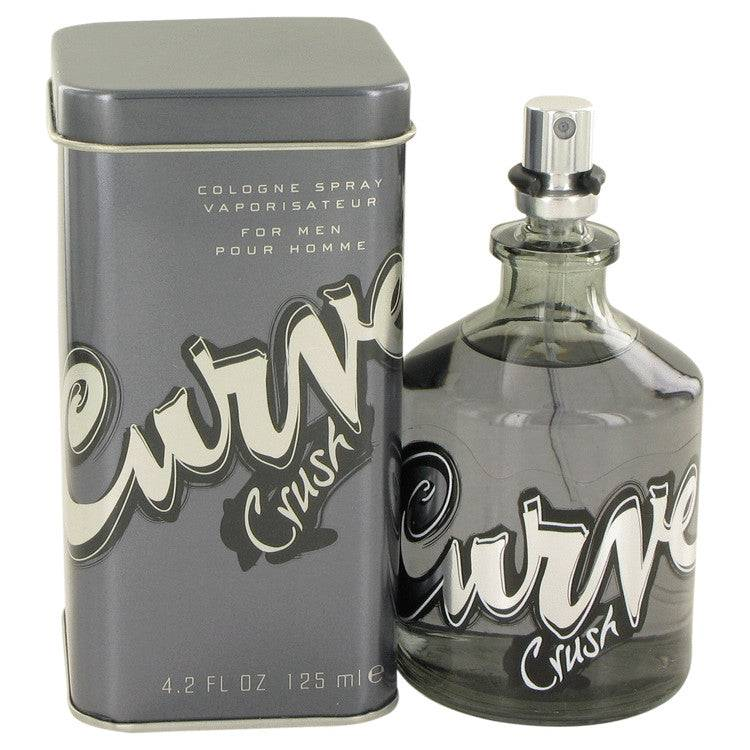 Curve Crush by Liz Claiborne Eau De Cologne Spray 4.2 oz for Men - rangoutlet.com