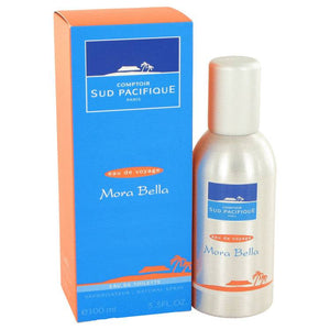 COMPTOIR SUD PACIFIQUE MORA BELLA by Comptoir Sud Pacifique Eau De Toilette Spray 3.4 oz for Women - rangoutlet.com