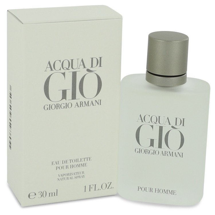 ACQUA DI GIO by Giorgio Armani Eau De Toilette Spray 1 oz for Men - rangoutlet.com