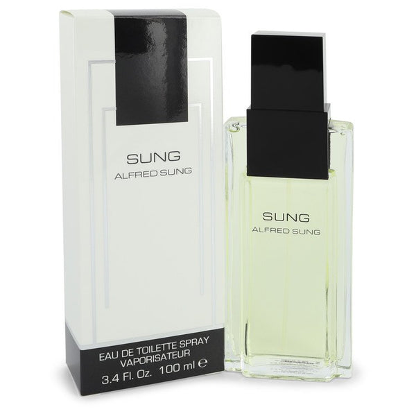 Alfred SUNG by Alfred Sung Eau De Toilette Spray 3.4 oz for Women - rangoutlet.com