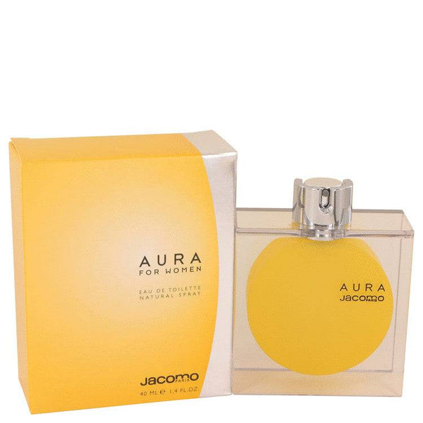 AURA by Jacomo Eau De Toilette Spray 1.4 oz for Women - rangoutlet.com