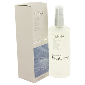 BYBLOS TERRA by Byblos Eau De Toilette Spray 4.2 oz for Women - rangoutlet.com