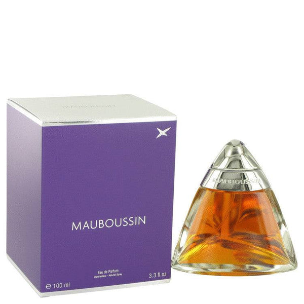 MAUBOUSSIN by Mauboussin Eau De Parfum Spray 3.4 oz for Women - rangoutlet.com