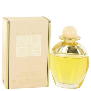 NUDE by Bill Blass Eau De Cologne Spray 3.4 oz for Women - rangoutlet.com