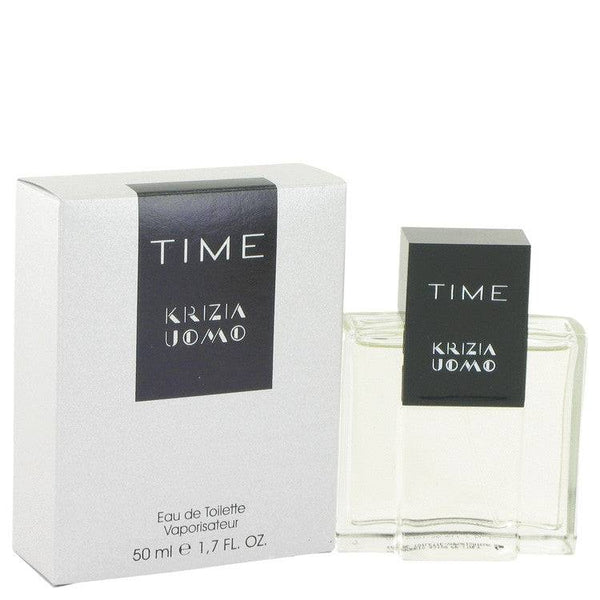 Krizia Time by Krizia Eau De Toilette Spray 1.7 oz for Men - rangoutlet.com