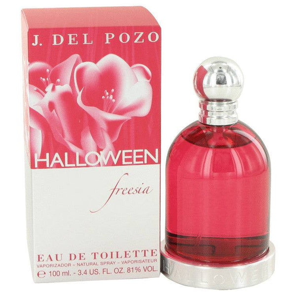 Halloween Freesia by Jesus Del Pozo Eau De Toilette Spray 3.4 oz for Women