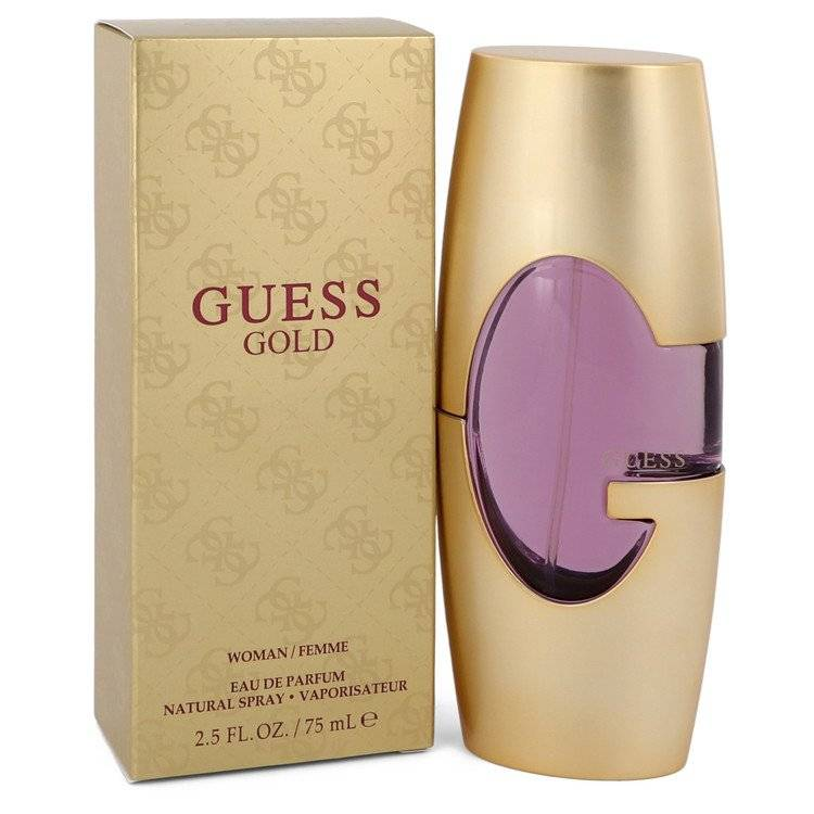 Guess Gold by Guess Eau De Parfum Spray 2.5 oz for Women - rangoutlet.com