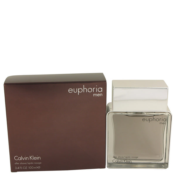 Euphoria by Calvin Klein After Shave 3.4 oz for Men - rangoutlet.com