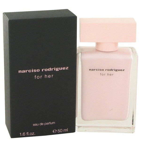 Narciso Rodriguez by Narciso Rodriguez Eau De Parfum Spray 1.6 oz for Women - rangoutlet.com