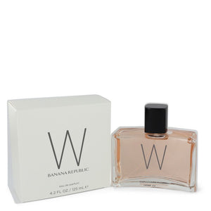 Banana Republic W by Banana Republic Eau De Parfum Spray 4.2 oz for Women - rangoutlet.com