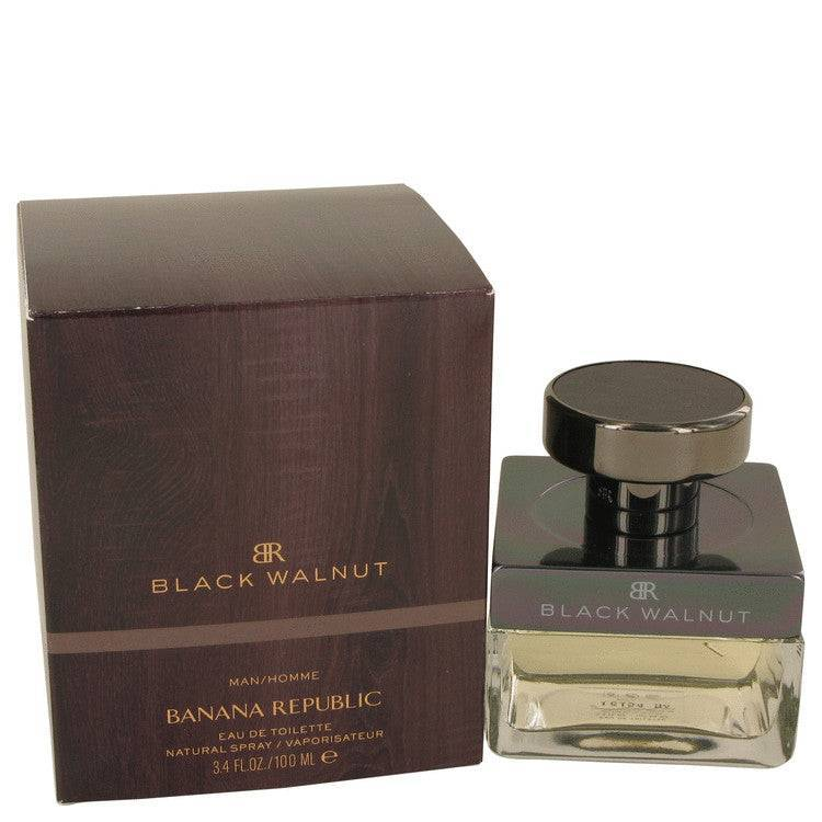Banana Republic Black Walnut by Banana Republic Eau De Toilette Spray 3.3 oz for Men - rangoutlet.com