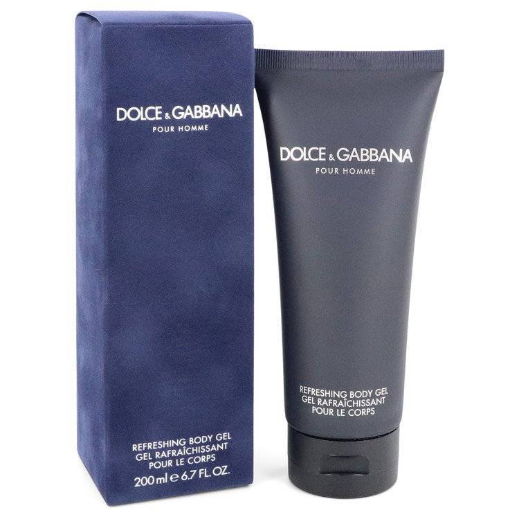 DOLCE & GABBANA by Dolce & Gabbana Refreshing Body Gel  6.8 oz  for Men