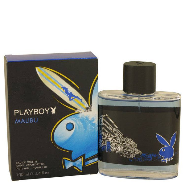 Malibu Playboy by Playboy Eau De Toilette Spray 3.4 oz for Men - rangoutlet.com
